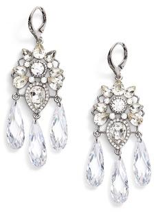 Jenny Packham Chandelier Earrings