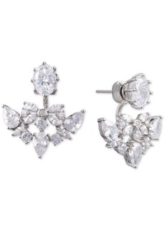 Jenny Packham Crystal Jacket Earrings