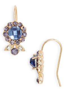 Jenny Packham Halo Drop Earrings