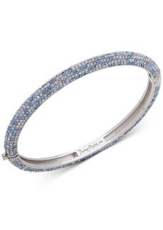 Jenny Packham Pave Bangle Bracelet