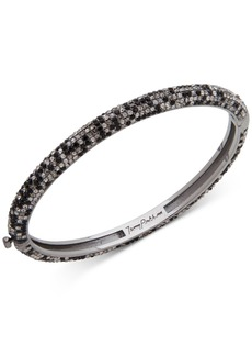 Jenny Packham Pave Bangle Bracelet