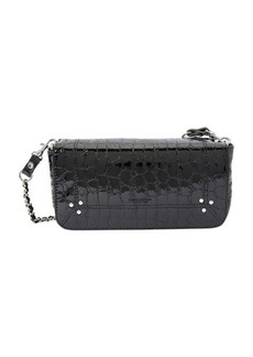 Jerome Dreyfuss Bob mock-croc bag