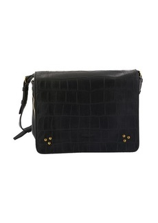 Jerome Dreyfuss Igor mock-croc bag