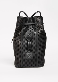 Jerome Dreyfuss Franklin Perforated Backpack