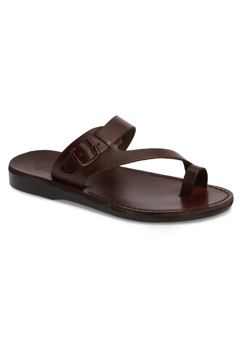 Jerusalem Sandals Abner Toe Loop Sandal (Men)