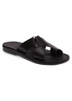 Jerusalem Sandals Asher Slide Sandal (Men)