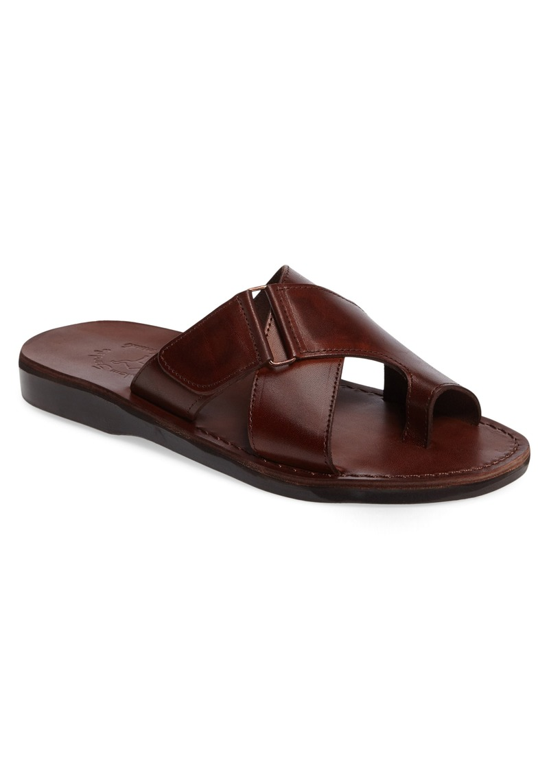 Jerusalem Sandals Asher Slide Sandal (Men)