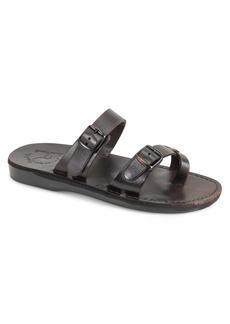 Jerusalem Sandals Eran Water Resistant Slide Sandal (Men)