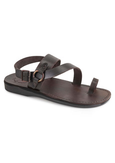 Jerusalem Sandals Gabriel Water Resistant Slingback Sandal (Men)