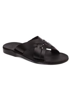 Jerusalem Sandals Jesse Slide Sandal (Men)