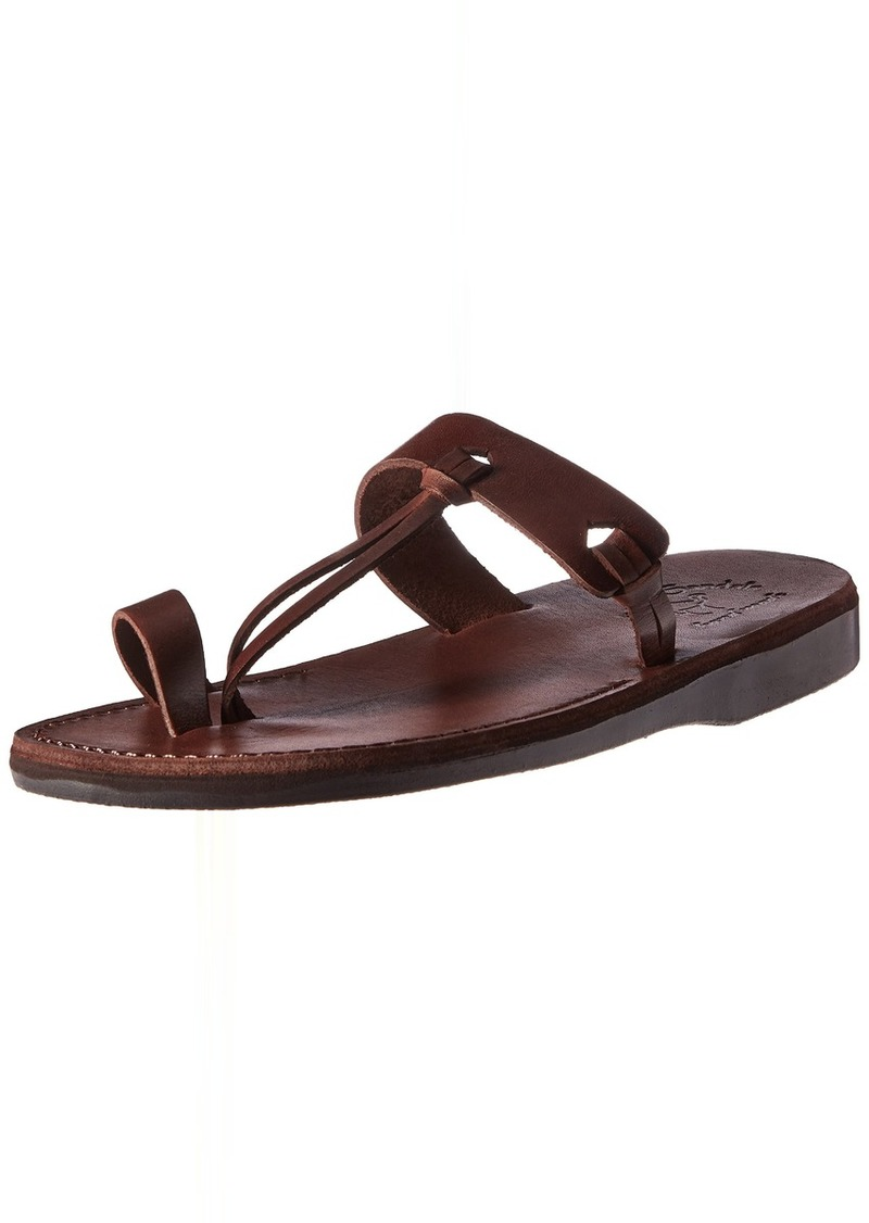 Jerusalem Sandals Men's David Slide Sandal  45 EU/ M US