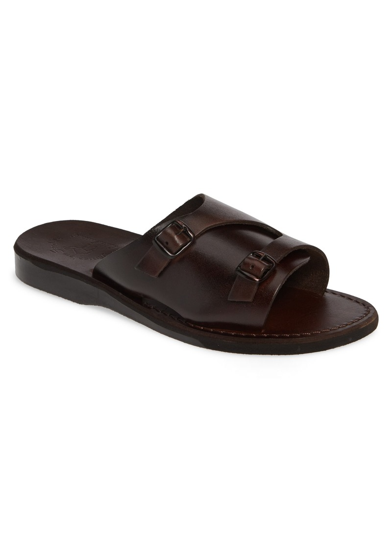 Jerusalem Sandals Seth Slide Sandal (Men)