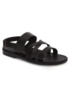 Jerusalem Sandals Silas Slingback Sandal (Men)