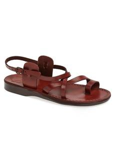 Jerusalem Sandals 'The Good Shepherd' Leather Sandal (Men)