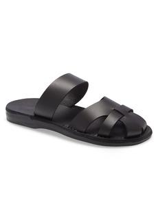 Men's Jerusalem Sandals Adino Slide Sandal