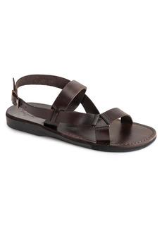 Men's Jerusalem Sandals Jubal Water Resistant Slingback Sandal