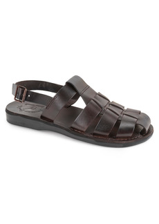 Men's Jerusalem Sandals Michael Water Resistant Slingback Sandal