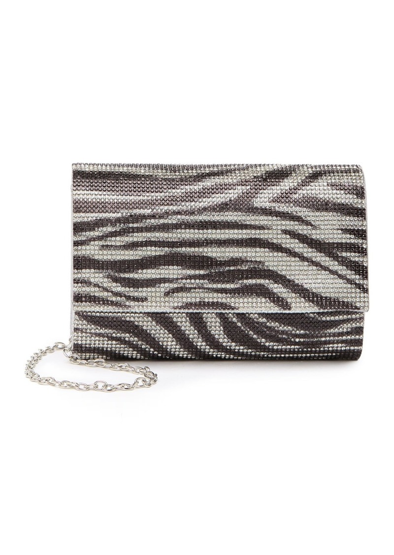 Jessica McClintock Alexis Embellished Clutch