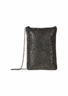 Jessica McClintock Gina Sparkle Mesh Shoulder Bag Crossbody