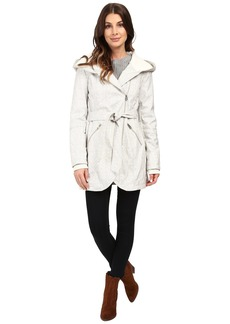 Jessica Simpson Asymmetrical Zip Softshell Jacket