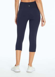 Jessica Simpson High Waisted Tummy Control Capri Leggings