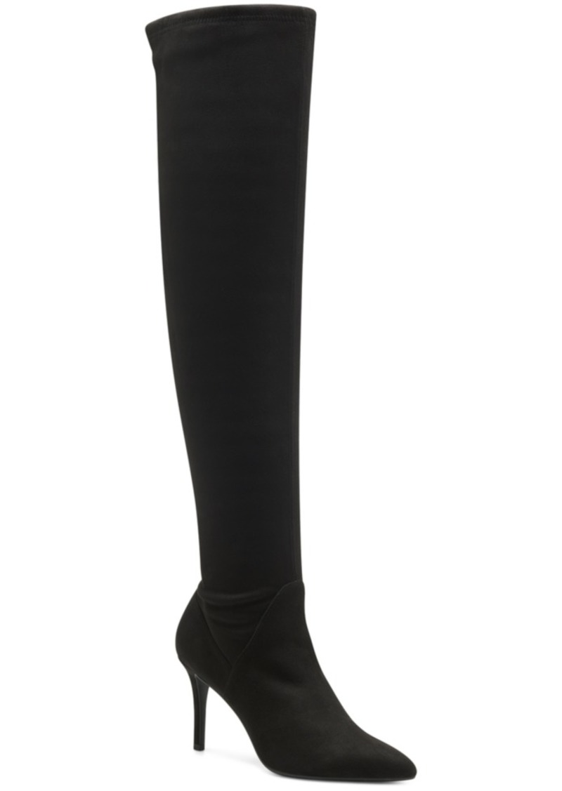 Jessica Simpson Women's Abrine Over-The-Knee Boots Women's Shoes
