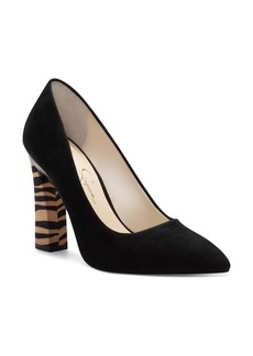Jessica Simpson Accie Pointed Toe Pump (Women)
