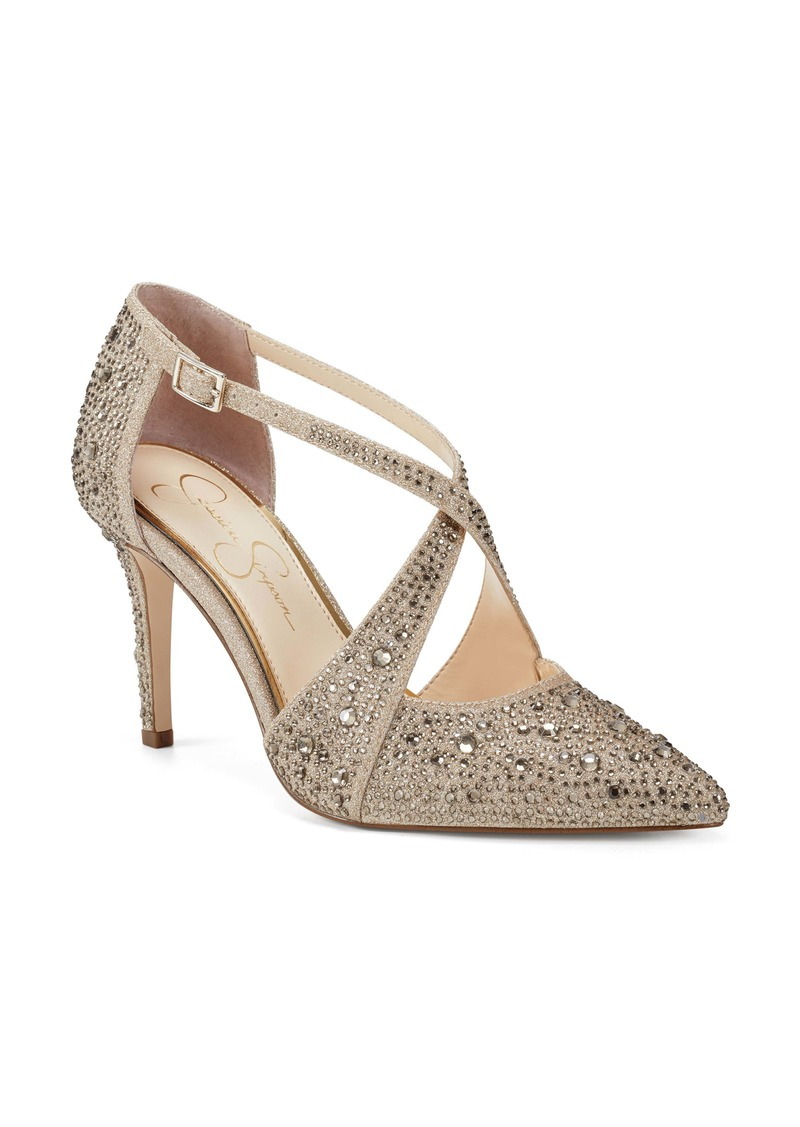 Jessica Simpson Accile Pointed Toe Pump (Women)