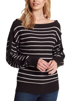 Jessica Simpson Adley Striped Sweater