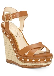 Jessica Simpson Aeralin Wedge Sandals Women's Shoes