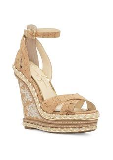 Jessica Simpson Ahnika Platform Wedge Sandals