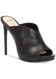 Jessica Simpson Aleena Stiletto Slides Women's Shoes