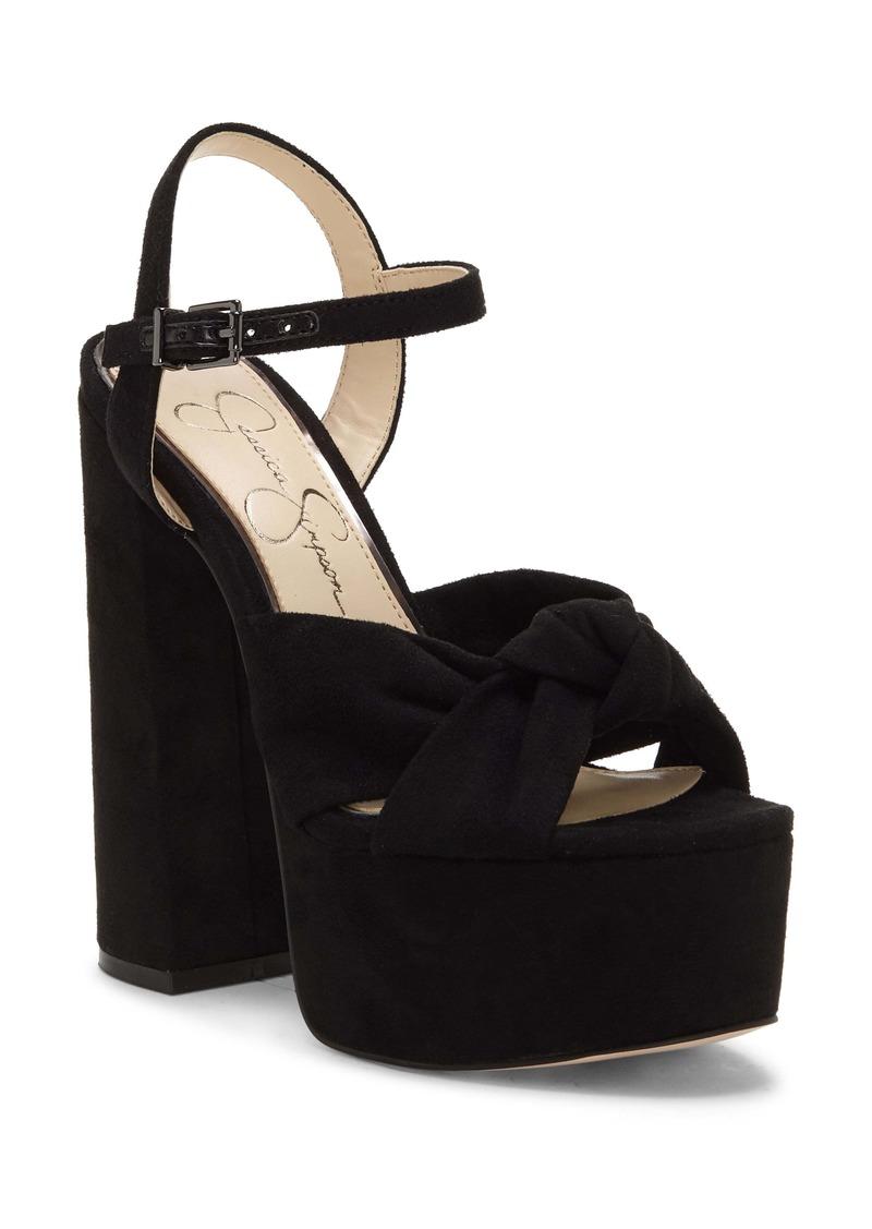 Jessica Simpson Alesta Platform Sandal (Women)