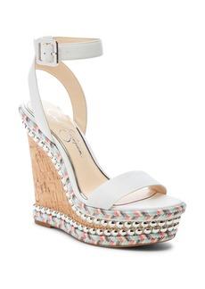 0f673b6cef1a Jessica Simpson Alinda Embellished Wedge Sandal (Women)