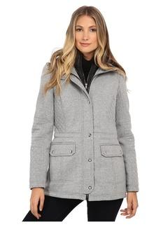 Jessica Simpson Anorak Fleece Coat with Hood