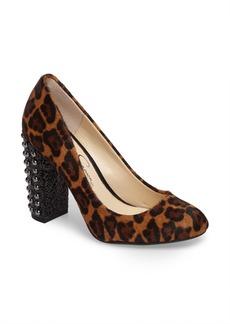 Jessica Simpson Bainer Block Heel Pump (Women)