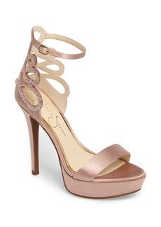 Jessica Simpson Bayvinn Platform Sandal (Women)