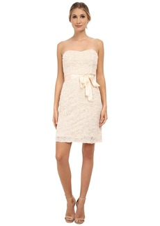 Jessica Simpson Beaded Soutache Social Dress