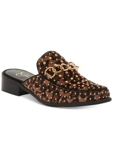 Jessica Simpson Beez Studded Mules Women's Shoes