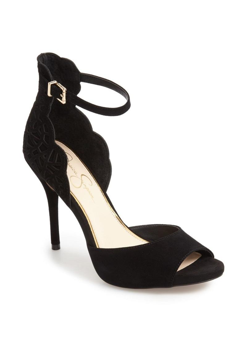 Jessica Simpson Bellona Ankle Strap Sandal (Women)