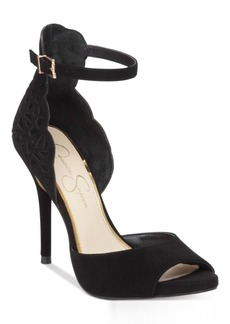 Jessica Simpson Bellona High-Heel Evening Sandals Women's Shoes