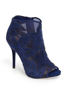 Jessica Simpson Bliths Open Toe Bootie (Women)