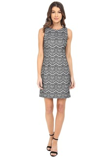 Jessica Simpson Bonded Lace Dress