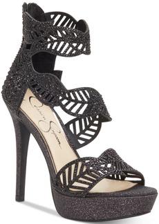 Jessica Simpson Bonilynn Platform Dress Sandals Women's Shoes