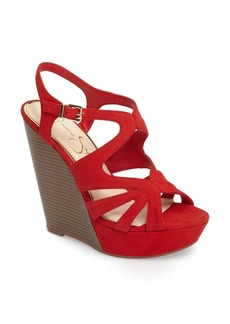 Jessica Simpson Brissah Wedge (Women)