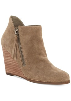 Jessica Simpson Carnivela Wedge Booties Women's Shoes