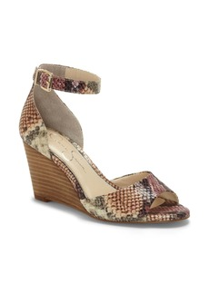 Jessica Simpson Cervena Wedge Sandal (Women)
