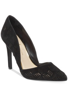 Jessica Simpson Charie d'Orsay Dress Pumps Women's Shoes
