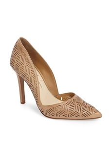 Jessica Simpson Charie Pointy Toe d'Orsay Pump (Women)