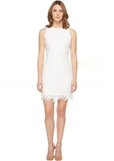 Jessica Simpson Chemical Lace Shift Dress
